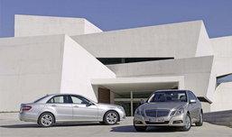 Mercedes-Benz E300 AVANTGARDE เปิดตัวรุ่นประกอบในไทย 5 ล้านมีทอน