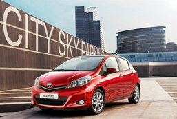 2012 Toyota Yaris Euro ..ได้ฤกษ์อวดโฉมเตรียมขาย เร็วๆนี้