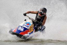 โลมา PTT คว้าชัย Thailand International Watercross Grandprix 2011 สนามที่ 3