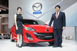 Mazda ทุบสถิติครึ่งปีขายทะลุ 20,000 คัน มั่นใจปีนี้โตเกือบ 40,00 คัน