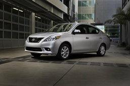 Nissan Versa. ..ลงแล้วที่อเมริกา เปิดราคาเริ่มต้นเพียง 363,000 บาท