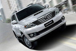 New! Toyota Fortuner ..เพิ่มความหรู-ชูสมรรถนะ