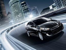 Hyundai เฟิร์ม Accent ใหม่ลุยไทยปลายปีนี้