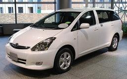 มือสองน่าสน : Toyota Wish...มินิแวนสุดสปอร์ตที่ยังน่าเล่น