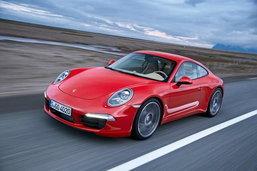 2012 Porsche 911 Carrera & Carrera S...ซุปคาร์คันใหม่ เผยโฉมครั้งแรก