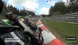 ไม่รู้คิดไง แต่อยากบอกว่า 2ล้อรอบ Nurburgring น่ากลัวมาก ...