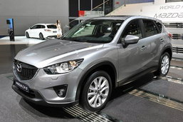 ดูตัวจริง Mazda CX-5 คันนี้แหละว่าที่น้องใหม่อเนกประสงค์ Zoom-Zoom