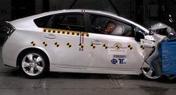 แปลกแต่จริง วิจัยชี้รถไฮบริดปลอดภัยกว่า