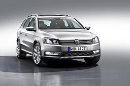 Volkswagen Passat Alltrack หรูหราเต็มที่ในแบบตัวลุย