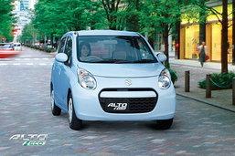 Suzuki Alto Eco ..ประหยัดมากถึง 32 กิโลเมตรต่อลิตร