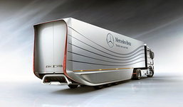 Mercedes Benz Aero Tralier แค่หางพ่วงยังต้องคิดเยอะๆ