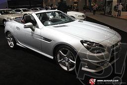 Mercedes BENZ Motor Expo 2011
