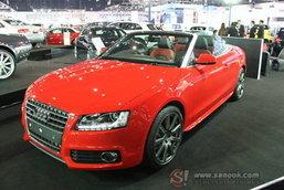 Audi Motor Expo 2011