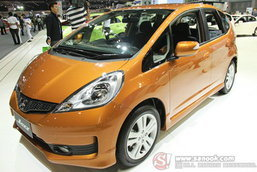 Honda Motor Expo 2011
