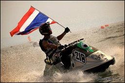 เจ็ตสกี ปตท. เจ๋ง ซิวแชมป์ Jetski King's Cup World Cup Grand Prix 2011