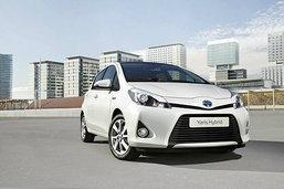 Sanook! Go For Green : Toyota Yaris Hybrid โผล่เฉยที่งาน Detroit