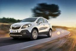 Opel Mokka สปอร์ตสุดขั้วอเนกประสงค์ลำเล็ก