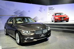 BMW เปิดแผงลุยตลาด 2012 จัดหนักความแรงและหรู ชูโรง New! Series3