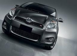 Toyota Yaris RS อัพความสปอร์ต เสริมลุคหล่อในซิตี้คาร์