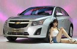 Chevrolet Cruze minor Changed  อีกว่าที่รถใหม่ คาดลงตลาดมอเตอร์โชว์