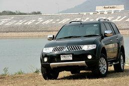 Sanook! Drive : Mitsubishi Pajero Sport 2013  อัพออพชั่นสมรรถนะยังได้อยู่