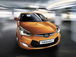 Hyundai Veloster สปอร์ตสมรรถนะในราคาไม่ไกลเกินเอื้อม