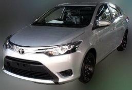 หลุดเต็มๆ ก่อนเปิดตัว ว่าที่  Toyota Vios 2013 ใหม่