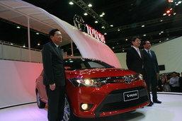 Vios เปิดตัวครั้งแรกของโลกในไทย เปิดราคาเริ่มต้น 559,000 บาท