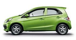 ฮอนด้า เปิดตัวรถยนต์ บริโอ้ รุ่นใหม่เริ่มต้น 4.3 แสนบาท พร้อมรุ่นพิเศษ V Limited