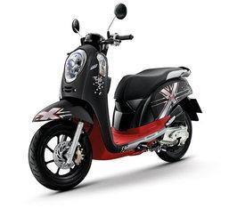มาแล้ว! Honda Scoopy i Club12 รุ่นใหม่ กราฟฟิคใหม่-สีด้าน เอาใจวัยโจ๋