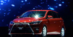 Toyota Yaris Eco Car 2014 เปิดตัวแล้วที่จีน!