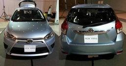 มีเฮ! รูปหลุด Toyota Yaris Eco Car คันจริงในไทย