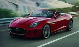 เปิดตัว Jaguar F-Type อย่างเป็นทางการในประเทศไทย