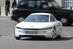 โฟล์คสวาเก้นเตรียมจับเครื่องยนต์บิ๊กไบค์ 'Ducati' ยัดใส่ใน 'Volkswagen XL1 '