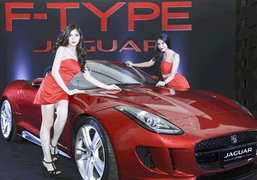 Jaguar F-Type ค่าตัว 10.75 ล้าน