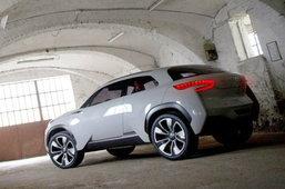 """Hyundai Intrado"" ครอสโอเวอร์พลังงานฟิวเซลแดนเกาหลี"