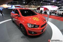 รถค่าย CHEVROLET - Motor Show 2014