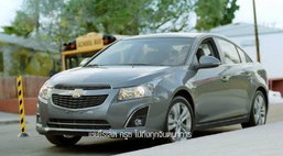 Chevrolet ผนึกกำลังในสุดยอดภารกิจของ CAPTAIN AMERICA: THE WINTER SOLDIER