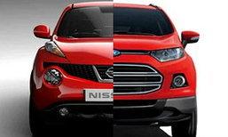 เปรียบเทียบสเป็ค Nissan Juke และ Ford EcoSport