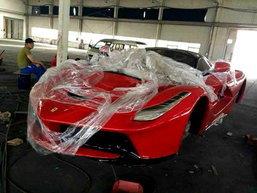 ทึ่ง! ขนาด Ferrari หรูถูกจีนเลียนแบบเหมือนของจริงเป๊ะ