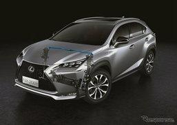 'Lexus NX F Sport' จะมาพร้อมช่วงล่างจาก 'Yamaha'