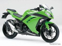 Kawasaki เผยโฉม Ninja 250 รุ่นปี 2015 ใหม่ล่าสุด