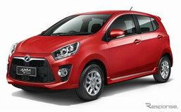 'Daihatsu Axia' รถประจำชาติมาเลย์รุ่นใหม่ล่าสุด เคาะเริ่มเพียง 2.46 แสนบาท