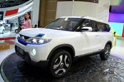 Daihatsu SUV Concept เปิดตัวแล้วที่อินโดฯ