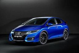 Honda Civic 2015 EU Spec เผยภาพไมเนอร์เชนจ์ก่อนเปิดตัวที่ปารีส