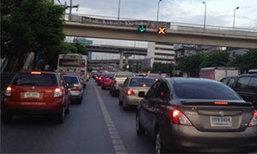 10 ถนนสายหลักที่มีผู้ร้องเรียนรถติดมากที่สุด