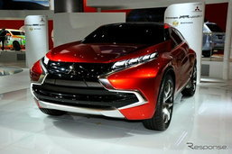 Mitsubishi XR-PHEV เตรียมเปิดตัวอย่างเป็นทางการในสหรัฐฯ