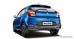 Maruti Suzuki Concept Baleno RS เตรียมเปิดตัวที่มอเตอร์โชว์ประเทศอินเดียเร็วๆนี้