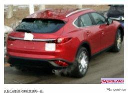 หลุด Mazda CX-4 เซ็ทใหม่ล่าสุด พร้อมภาพห้องโดยสารภายในชัดเจน