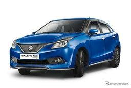 เปิดตัว Suzuki Baleno RS ใหม่ พร้อมเครื่องยนต์เทอร์โบ 1.0 ลิตร 110 แรงม้า
